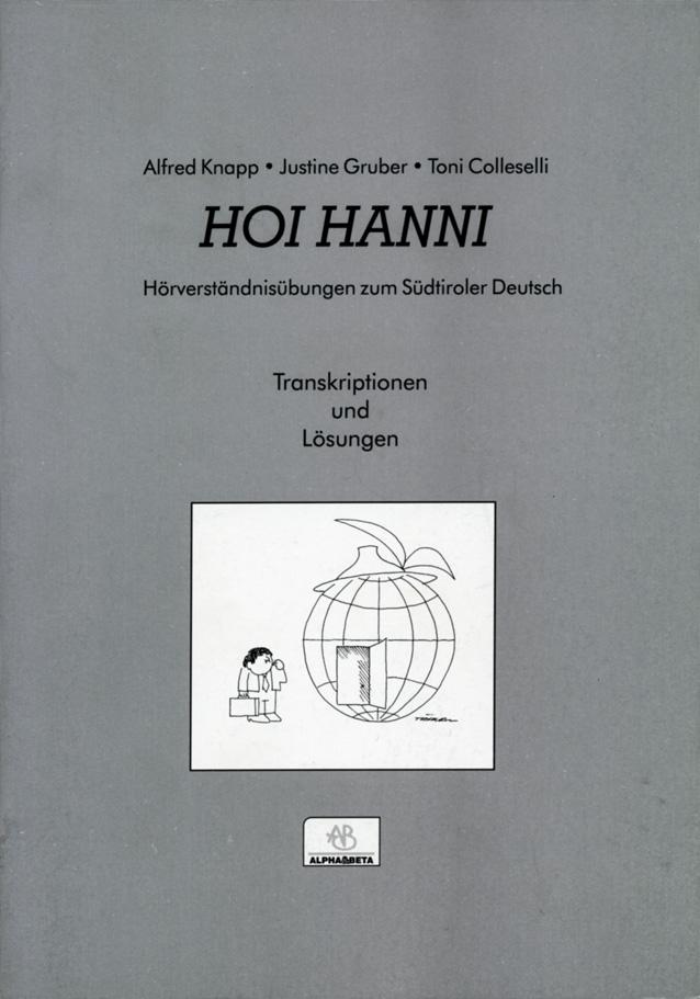 Hoi Hanni | Tonkassette