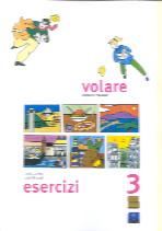 Volare 3 Corso di italiano per livello pre-intermedio